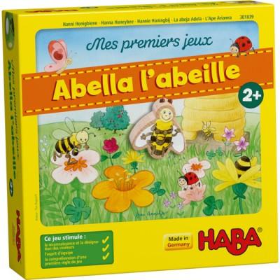 MON PREMIER JEU - ABELLA L'ABEILLE- HABA