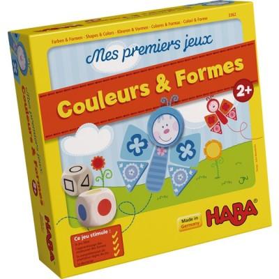 1ERS JEUX COULEURS FORMES -HABA