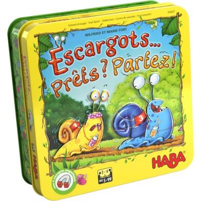 ESCARGOTS PRETS PARTEZ-HABA