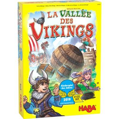 LA VALLEE DES VIKINGS-HABA