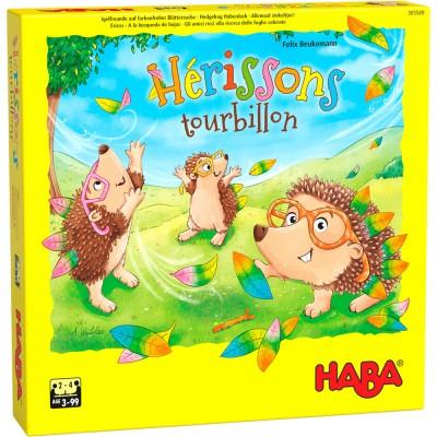 JEU  HERISSONS TOURBILLONS-HABA