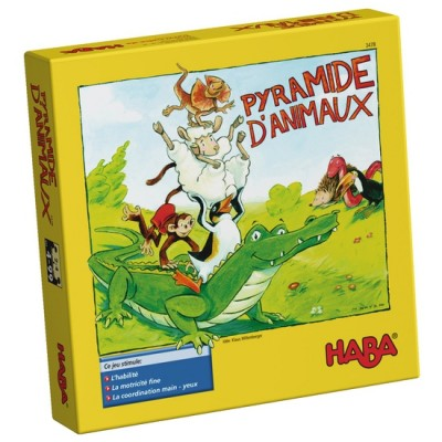 PYRAMIDE D ANIMAUX -HABA