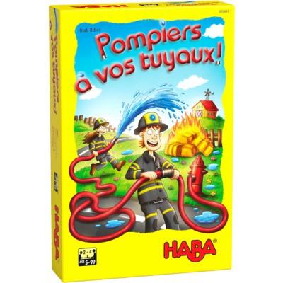 POMPIERS A VOS TUYAUX-HABA
