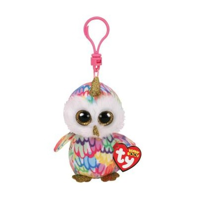 BEANIE BOO'S CLIP - ENCHANTED LE HIBOU LICORNE - TY