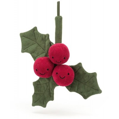AMUSEABLE HOLLY BRANCHE DE HOUX- JELLYCAT