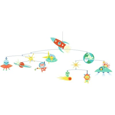 MOBILES POLYPRO - SPACE MOBILE -DJECO