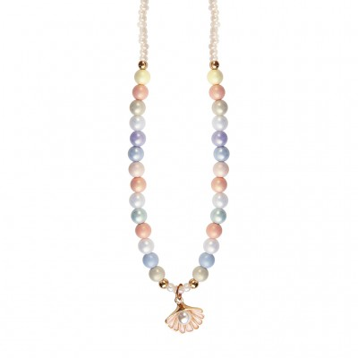 COLLIER PASTEL SHELL - GREAT PRETENDERS