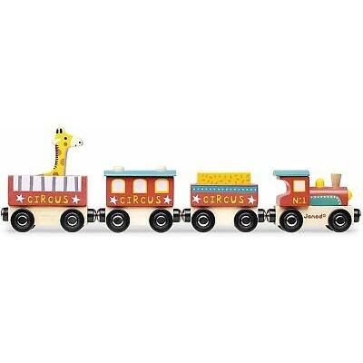 TRAIN CIRQUE STORY- JANOD