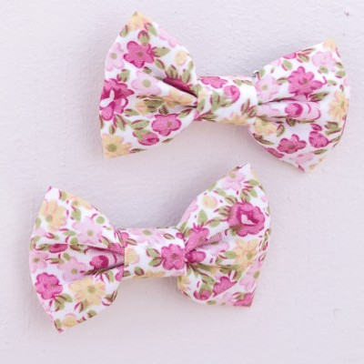 BARRETTES LIBERTY BEAUTY BOW HAIRCLIPS - GREAT PRETENDERS