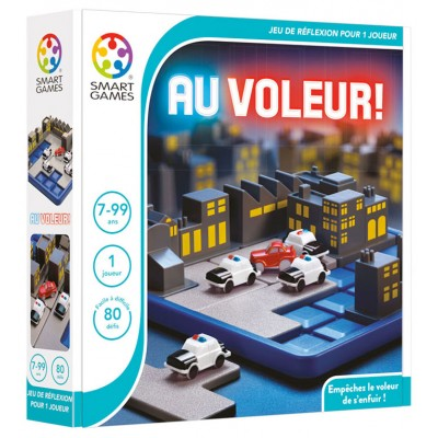 AU VOLEUR - SMART GAMES