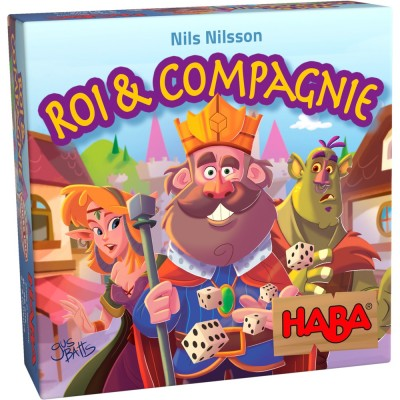 ROI & COMPAGNIE -HABA