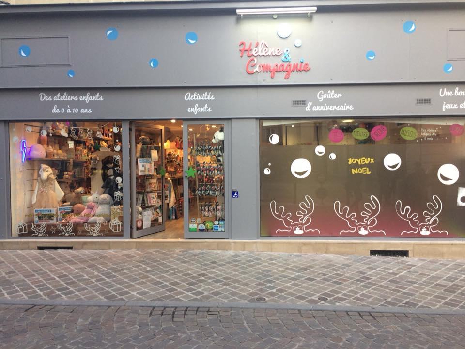 Hélène & compagnie : jeux et jouets pour enfants, 2 rue ducastel à Saint-Germain-en-Laye